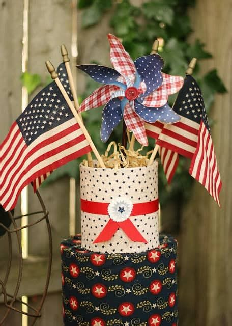 Totally Cute Vintage Fourth Of July Decorations 33