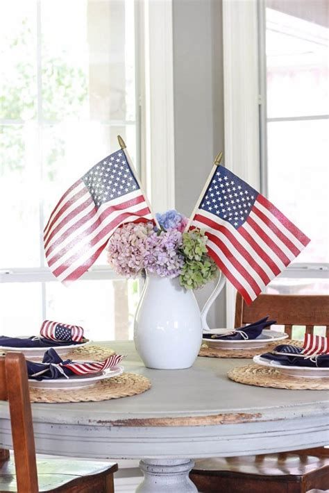 Totally Cute Vintage Fourth Of July Decorations 34