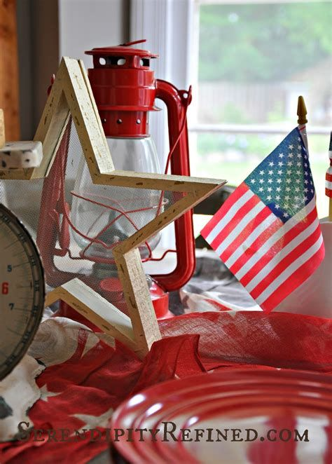 Totally Cute Vintage Fourth Of July Decorations 36