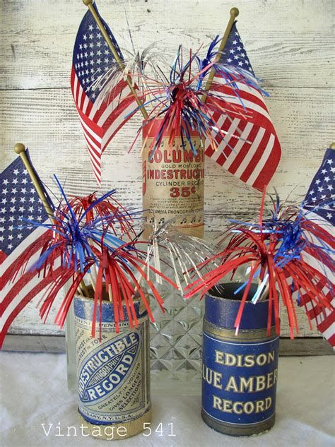 Totally Cute Vintage Fourth Of July Decorations 38