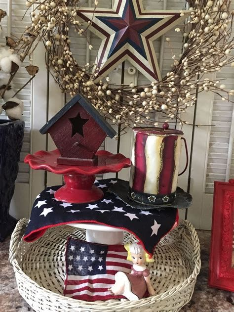 Totally Cute Vintage Fourth Of July Decorations 41
