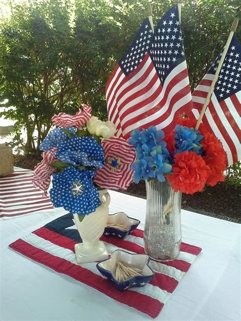 Totally Cute Vintage Fourth Of July Decorations 43