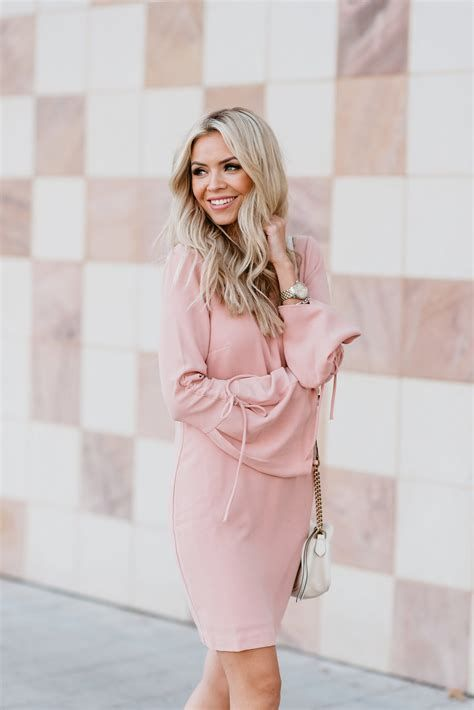 Totally Inspiring Pink Dress For Valentines Day 09