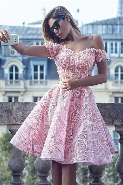 Totally Inspiring Pink Dress For Valentines Day 11