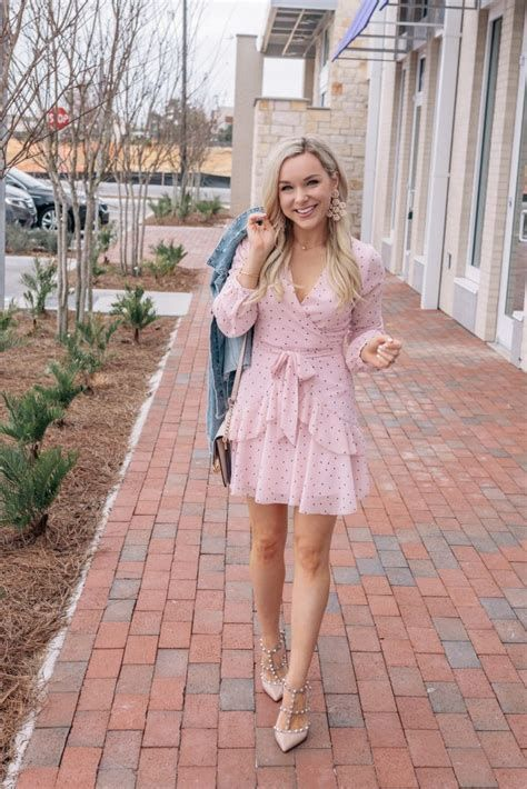 Totally Inspiring Pink Dress For Valentines Day 28