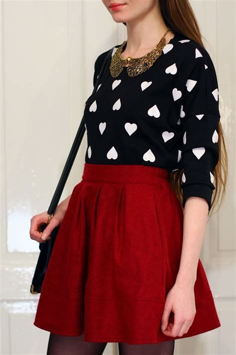 Trending Outfits For Valentines Day 09