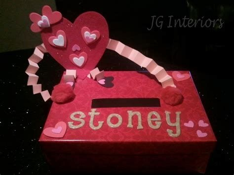 Trending Shoe Box Decoration For Valentines Day 22