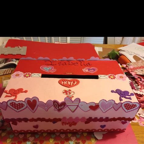 Trending Shoe Box Decoration For Valentines Day 31