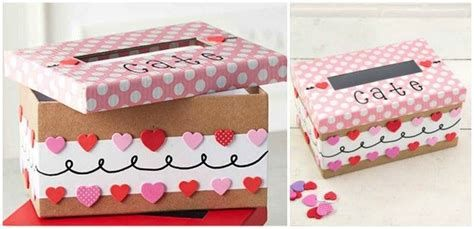 Trending Shoe Box Decoration For Valentines Day 37